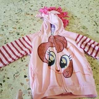 Preloved Pinkie pie jacket