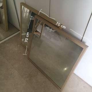 Set of 2 Mirrors