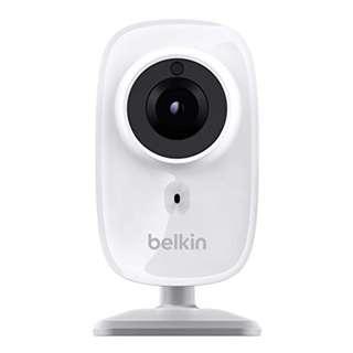Belkin NetCam HD Wi-Fi 網絡攝錄機 嬰兒,家居監控首選**美國品牌,安心使用**