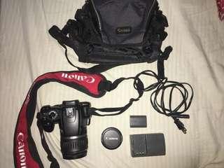 Canon EOS Digital Rebel XTi / EOS 400D