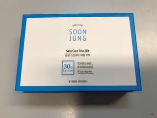 ✨Reduced✨Soon Jung Skin Care Trial set