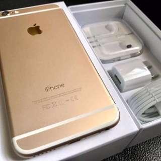 Iphone 6plus 16.64.128gb Factory unlock