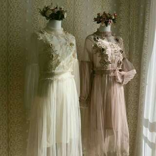 FREE SHIPPING!! Elegant Spring Sweet Fairy Tulle Dress