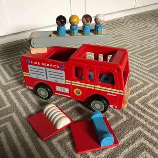 Indigo Jamm Fire Engine