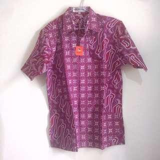 Kemeja Batik Keris Authentic