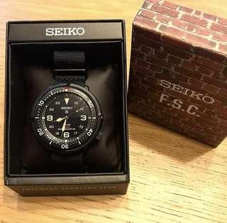 全新SBDJ025 LOWERCASE x SEIKO PROSPEX FIELDMASTER SEIKO SBDJ025 全球限量700隻FULL SET $3780