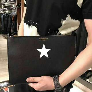 Branded  Clutch
