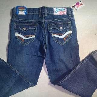 Denim pants for kids