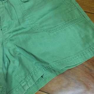 ✅斜織紋短褲