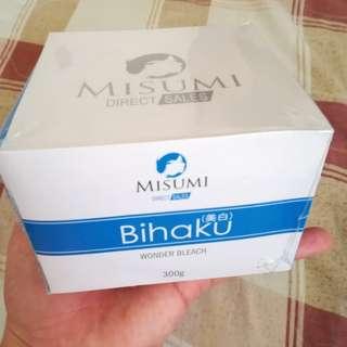 Bihaku - Wonder Bleach 100% AUTHENTIC