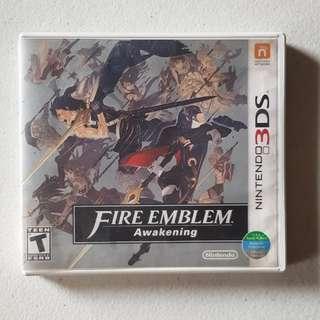 Nintendo 3ds N3DS Fire Emblem Awakening free ship