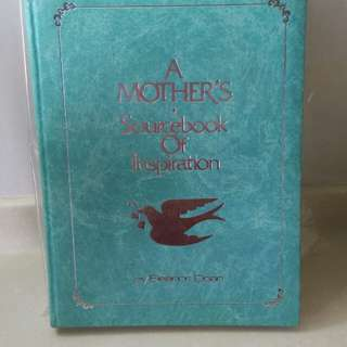 A Mother's Source of Inspiration