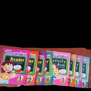 Pelangi Phonics Reader for Preschoolers