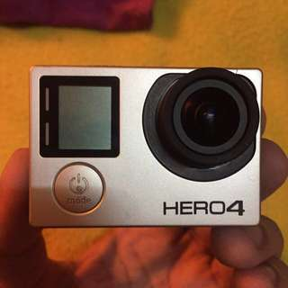 GoPro Hero 4 (Black)