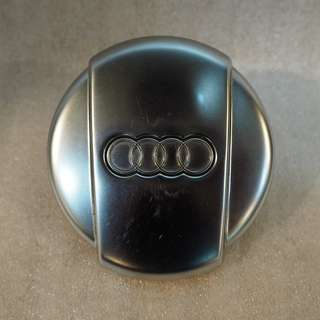 ORIGINAL USED AUDI A8 3.0 TFSI 2011 FUEL CAP COVER SILVER #1053