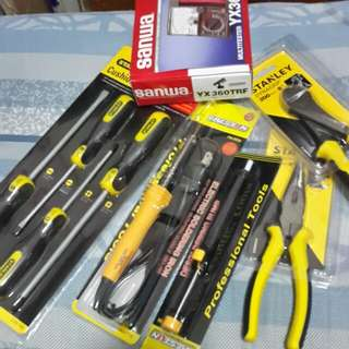 Electrical tools ...pack for 6