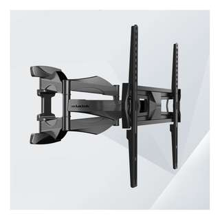 "Full motion TV wall mount for TV up to 55"" whatsapp:8778 1601"