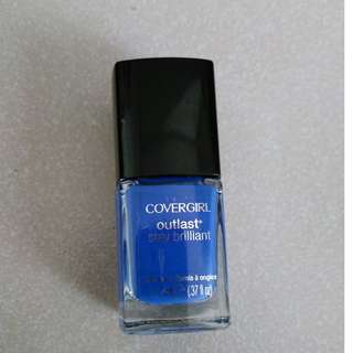 CoverGirl nail polish in Mutant