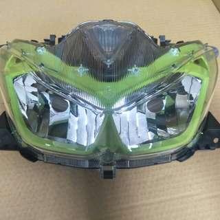 山葉 Force 155綠框大燈