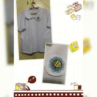 RTU uniform blouse