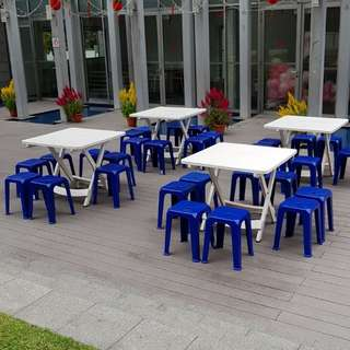 Tables & Chair Rental