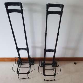 Eminent Foldable Luggage Trolley