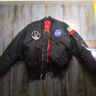 Alpha Industries MA-1 APOLLO (NASA) Jacket