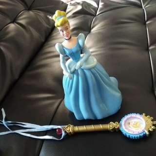 Cinderella set toys