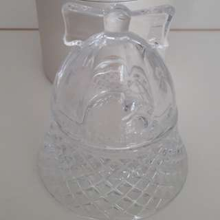 New Crystal Bell Container