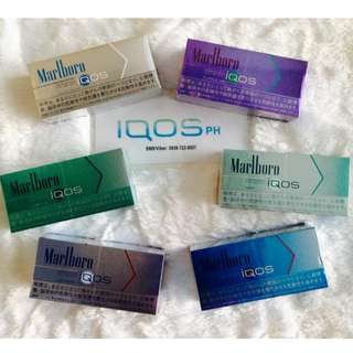 Marlboro Heatsticks for IQOS