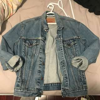 ASOS LEVIS VINTAGE DENIM JACKET
