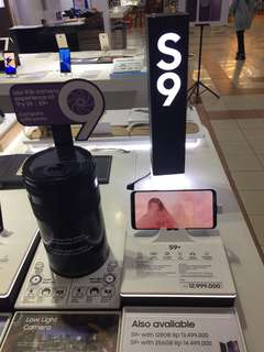 Kredit Samsung Galaxy S9+ 128 GB tanpa Cc