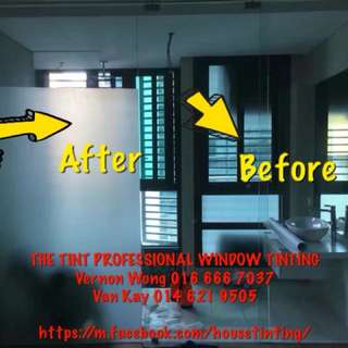 Window Tinting House
