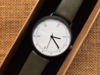 簡約設計 文青手錶