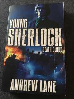 Young Sherlock Holmes Death Cloud