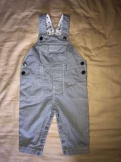 Baby boy overalls jumpsuit 3-6 months