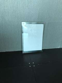 Photo frame/ Picture frame/ Poster frame/ Acrylic picture frame/ art frame