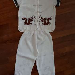 Traditional Chinese clothes for boys