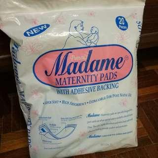 Madame Maternity Pad