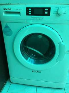 Elba washing machine