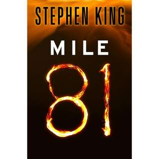 Free ebook - Mile 81 by Stephen King
