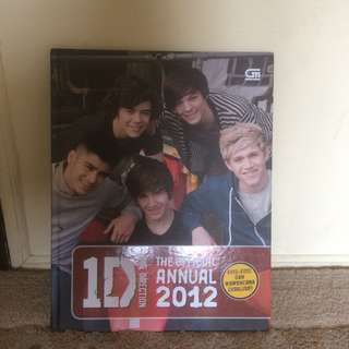 One Direction Annual 2012 (Bahasa Indonesia)