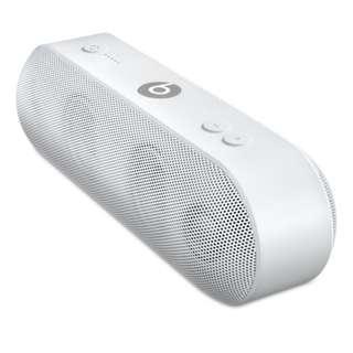BEATS PILL+ 便攜揚聲器 (白色) 100% NEW