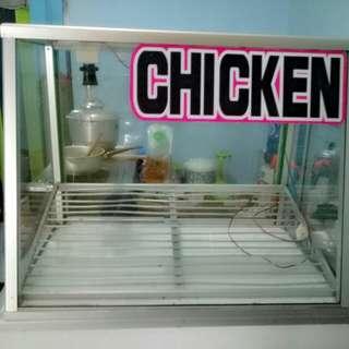 Etalase fried chiken