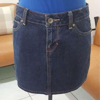 Authentic LEVIS Denim Skirt