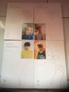 BTS albums for sale