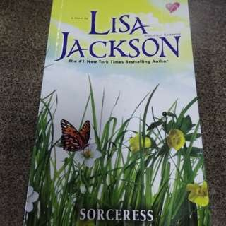 Sorceress - Sang Penyihir by Lisa Jackson
