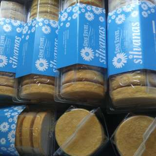 Dumaguete Sans Rival Cake and Silvanas