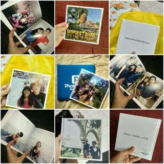 Custom Hardcover Photobook (75% OFF! PROMO!)