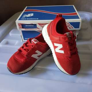 Authentic New Balance Toddler's shoes